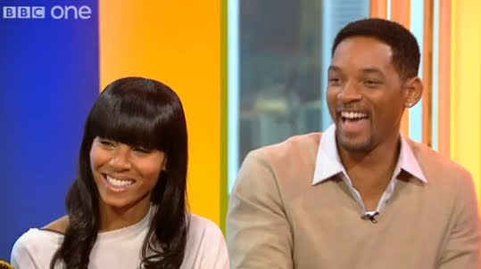 will smith family. hair The Smith Family- Jada