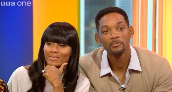 will smith family photo. will smith family images.