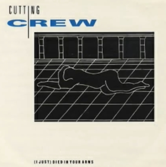 Cutting Crew-(I Just) Died In Your Arms Tonight (Lyrics & Official Music Video)