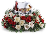 beautiful-christmas-home-with+-flowers