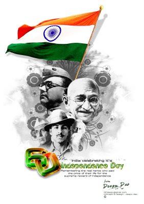 Indian+independence+day+posters