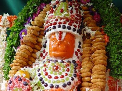 image of god hanuman ji. Chiledhood of Lord Hanuman. Lord Hanuman Ji Wallpapers