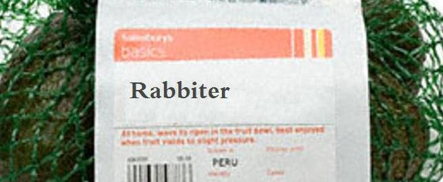 the rabbit eater