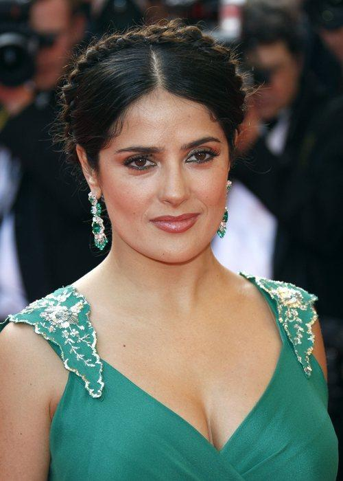 salma hayek breastfeeding addiction. salma hayek grown ups