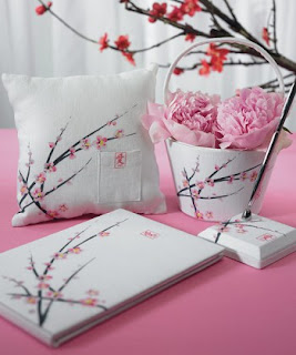 Wedding Gifts Cherry+Blossom+Wedding+Collection