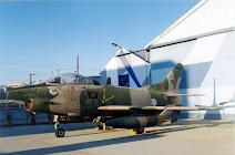 Aeritalia Fiat-G 91 R-4