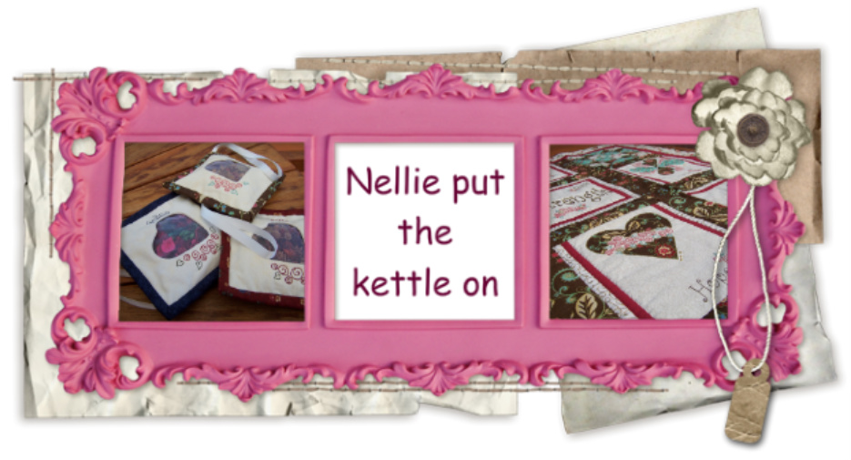Nellie put the kettle on