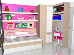 projetos de quartos infantil