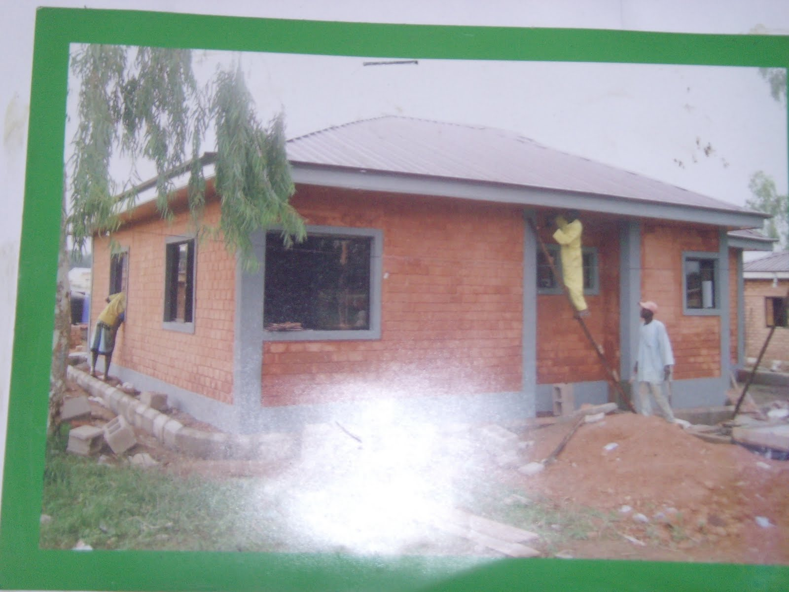 Alternative low cost housing technology how to build your for Build your own house cost