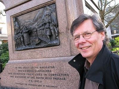 Bjarne Tokerud Bookseller: SIR JOHN FRANKLIN MONUMENT WATERLOO PLACE ...