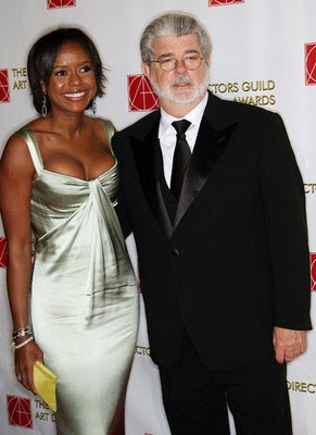 George Lucas wife