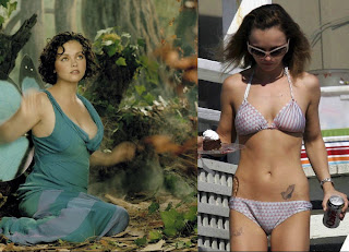 The christina ricci breast reduction lookin