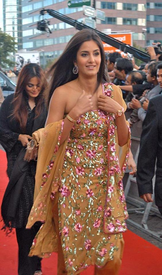 World Actor Nice: Katrina Kaif