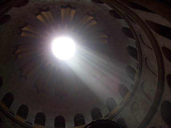 Church of the Sepulchre Dome