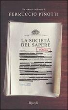 Copertina del libro La Società del Sapere