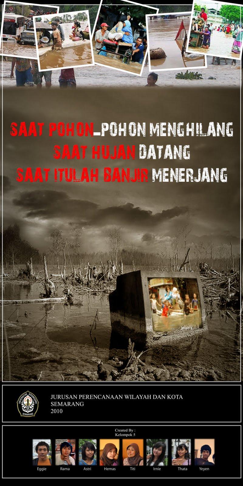 Poster Banjir