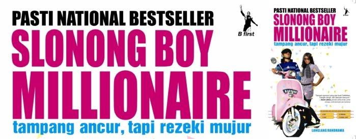 SLONONG BOY MILLIONAIRE