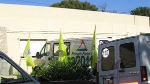 Por falta de seguro y VTV secuestraron camionetas de Bruera en el Partido de la Costa