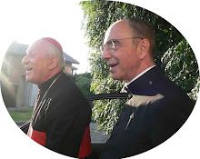 O Cardeal Rodé em Brasil