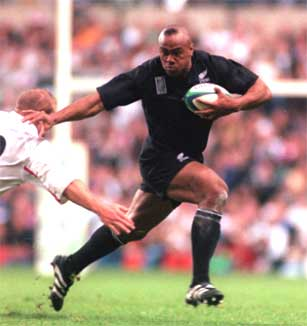 Rugby World Cup - Argentina 2023: Jonah Lomu Predicts a great ...