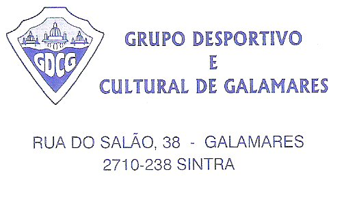 O blogue do Grupo Desportivo Galamares
