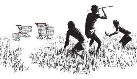A caccia di cibo