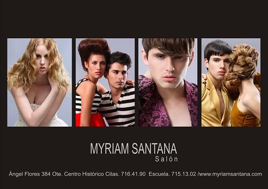 Campa as myriam santana salon for Salon myriam k