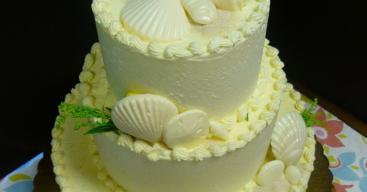 Artisan Bake Shop: Wedding Cake: Buttercream Tiers with Classic ...