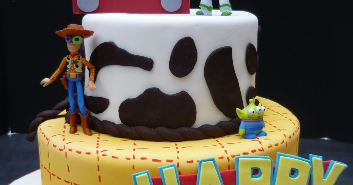 Artisan Bake Shop Toy Story Themed Cakes