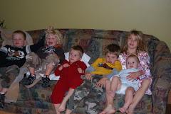 The Cousins at Big Bear