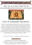 CURSO DE ICONOGRAFIA BYZANTINA