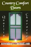 Country Comfort Doors