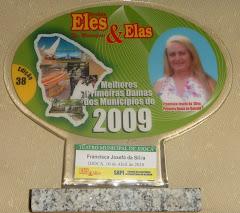 Mulheres em Destaque  2009