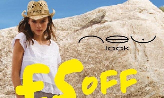 New Look Discount Code