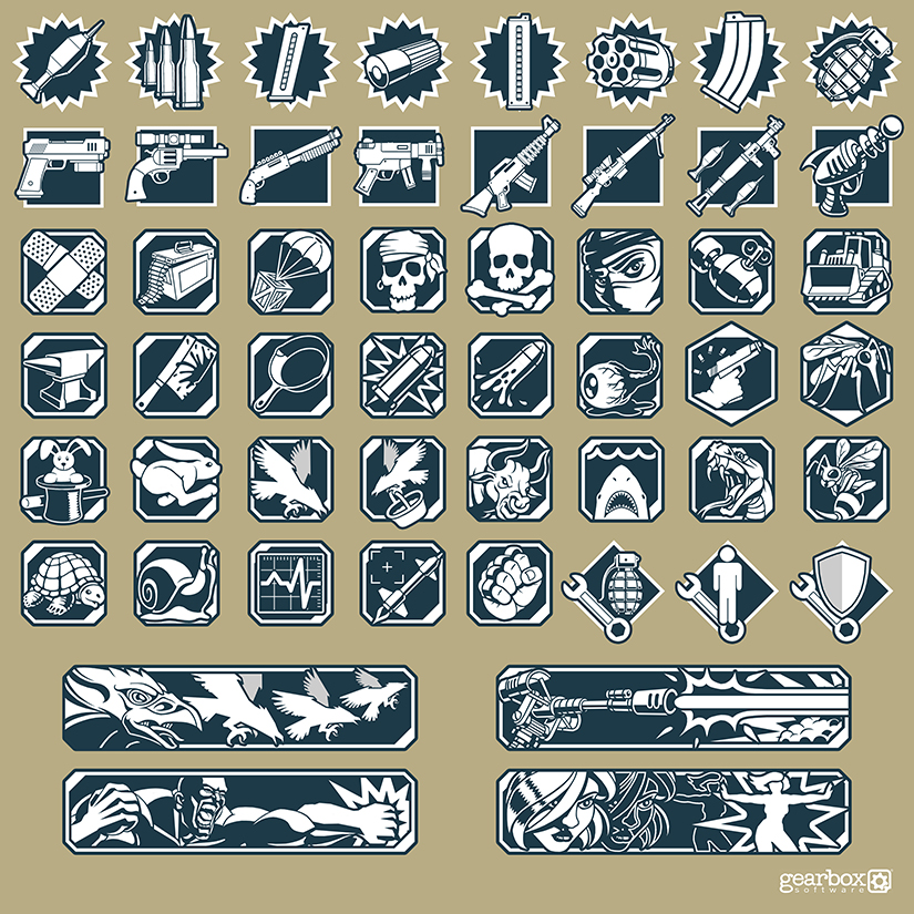 Macro icon pack from diablo 3 by tsg for Iconos transparentes