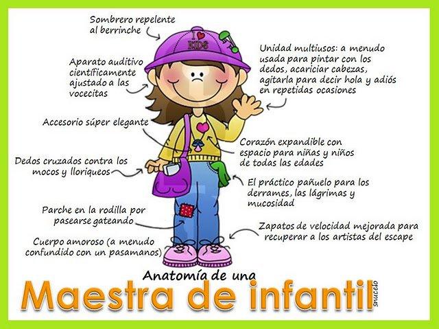 Maestra De Infantil