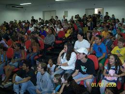 Evento Em Escola Municipal