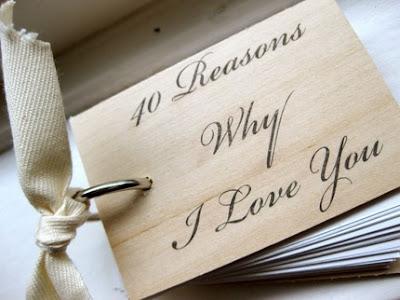 MY FABULOUS 40th BIRTHDAY: 40th Birthday Gift Idea: 40 Reasons Why I ...