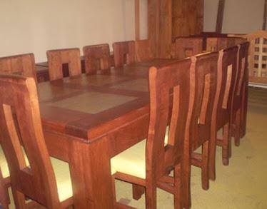 Mueblescamilo gloria comedores for Comedores 10 12 sillas