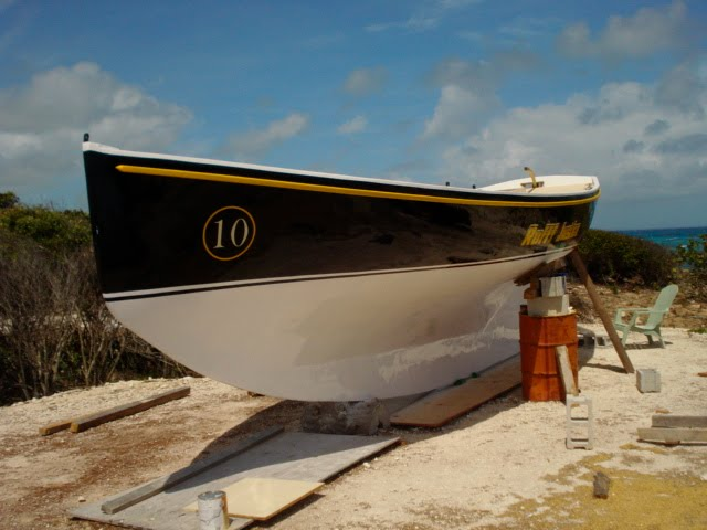 Thanks to Colin for his great picture of a newly built Long Island Sloop on ...