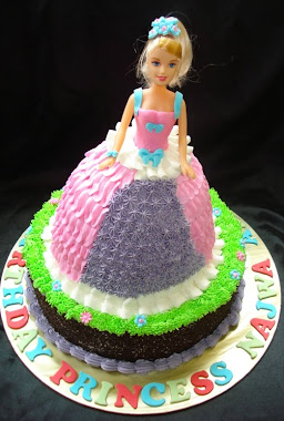 Barbie Cake
