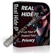 Real Hide IP 3.6.3.8 Full Serial Cracks - Sembunyikan IP Komputer Kamu