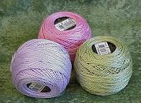 crochet yarn rose thread