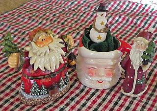 Santa Mug Snowman