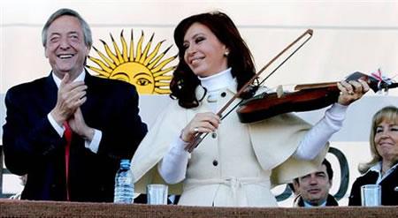 Muere el ex presidente argentino Néstor Kirchner por un ataque cardíaco