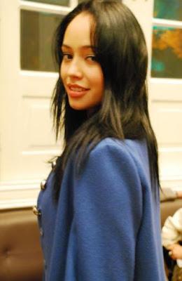 Actriz Maya Zapata