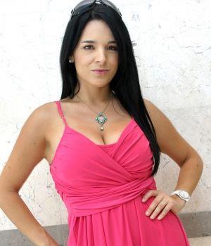 Actriz Mariana Ríos