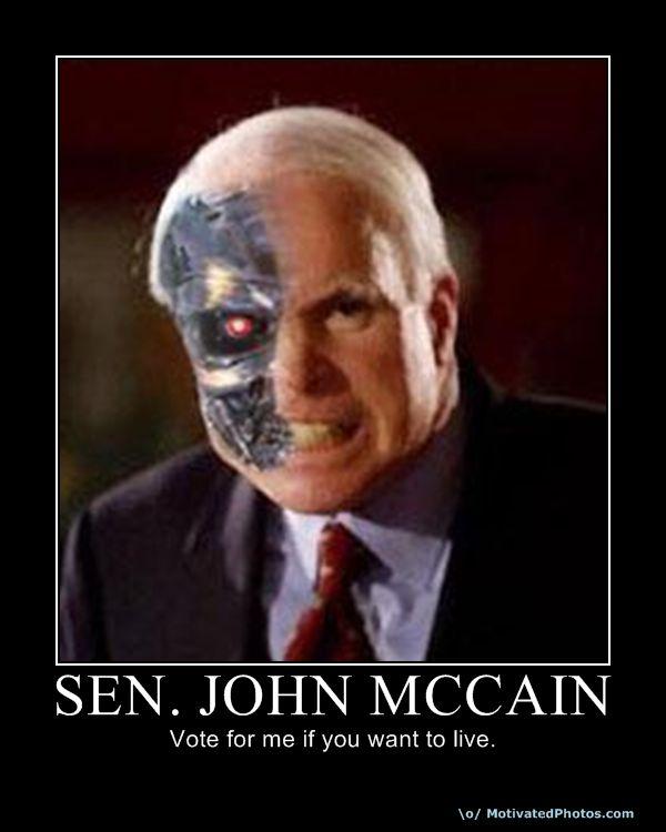 Sen John McCain