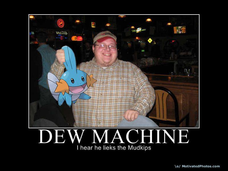 Dew Machine