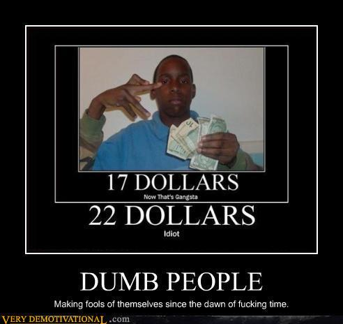 Dumb People